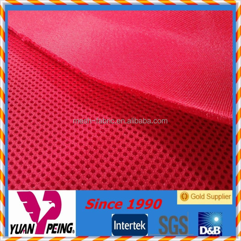 breathable stretch spacer fabric outdoor stretch fabric