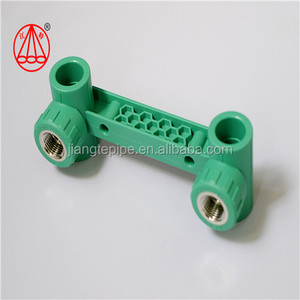 DIN GB PPR water plastic tube/pipe/hose/fittings plastic pipe fittings