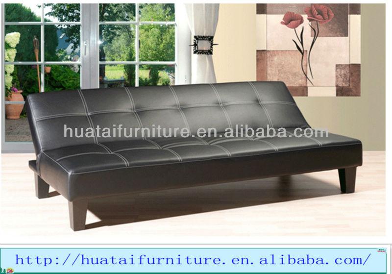 New Design Black Faux Leather Pu Sofa Bed Sfc-005 - Buy Sofa Bed,Sofabed  Sale,Leather Sofabed Product on Alibaba.com