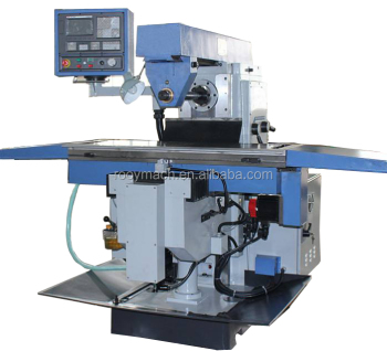 Horizontal Milling Machine >> Simple Cnc Horizontal Milling Machine Gear Milling Cutter Sales