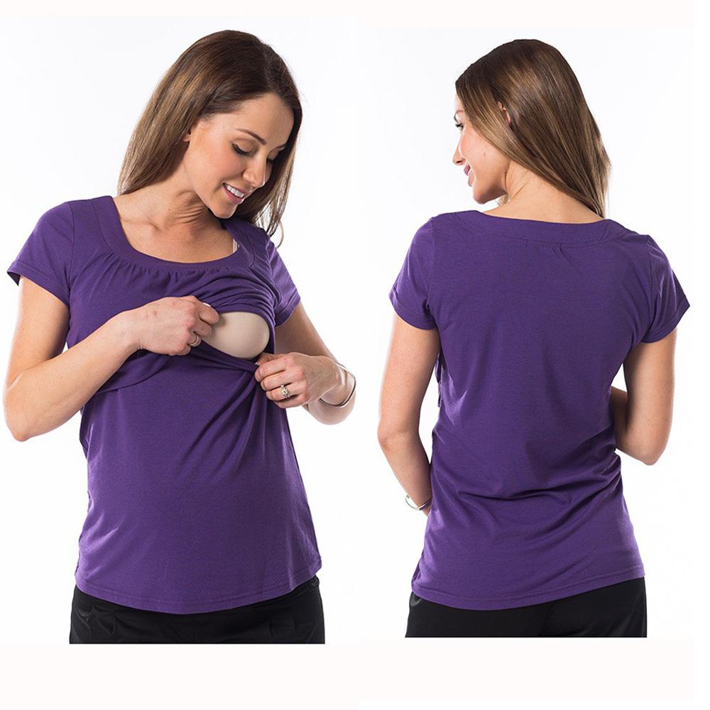 Long Sleeve Pregnant Dress Nursing Formal Dresses For Pregnant Women