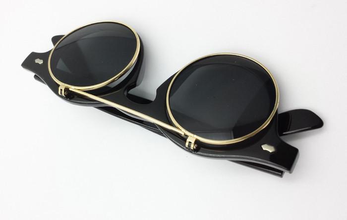 Wholesale-Tinize Hot Sale Steampunk Goth Glasses Goggles ...