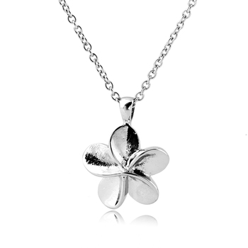 Flower Cremation Jewelry for Ashes Funeral Urn Keepsake Necklace