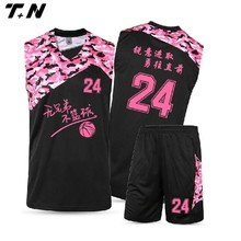 Cool designer basketball jersey sublimated black