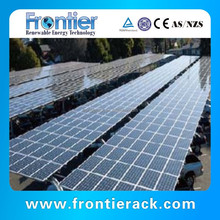 Solar Carport Mounting Systems 50KW
