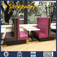 modern custom dining restaurant banquette for sale