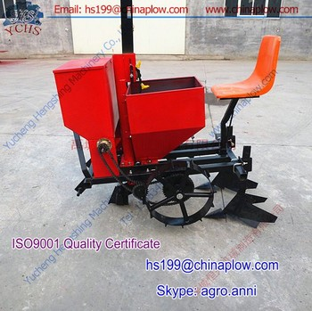Potato Planter One Row Potato Planter Hot Sale