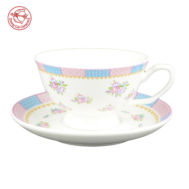 China Eco-friendly Tea Cup And Saucer Wholesale 🇨🇳 - Alibaba