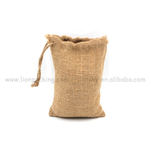 Free samples available sac de coffee burlap bags for sale
