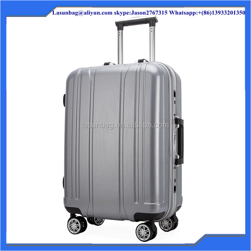 "lugagges & trolley bags man and lady luggage manufacturer factory oem 20""24""26inch hot sale 4 wheel luggage"