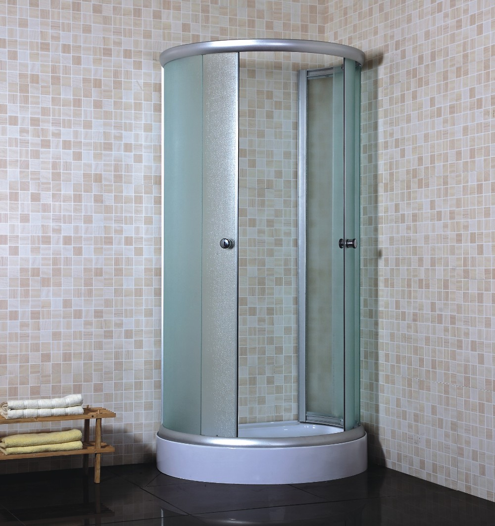 D Shaped Shower Enclosure, D Shaped Shower Enclosure Suppliers and ...