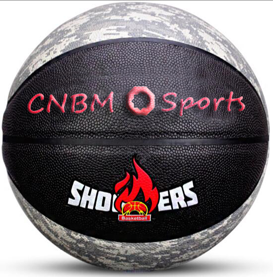 Hot Selling leather basketball with high quality