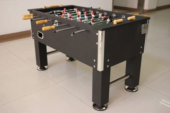 55inch Black Soccer Foosball Table Indoor Play Table Foostable 8grips  Football Table   Buy Cheap Foosball Table,Wooden Football Table,Football  Table Product ...