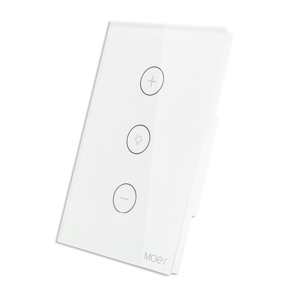 10A Home timer Automation Dimmer Controlled Smart Touch WiFi Light Wall <strong>Switch</strong>