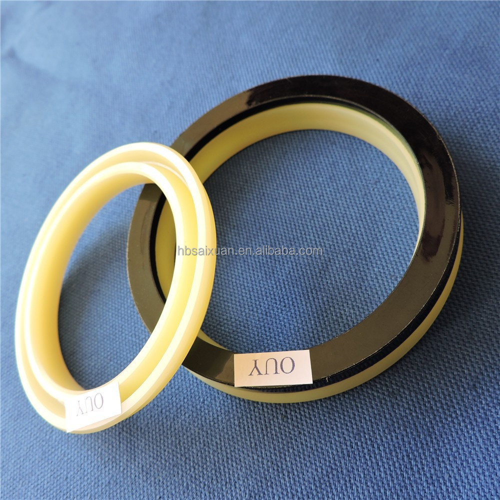 pu OUY Buffer seals / hydraulic rod seal/ excavator PU oil seal