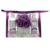 Popular Oem Body Skin Care Set With PVC Bag