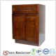 China Made American Standard KCMA RTA Cherry Wood Cheap Bathroom Vanity Furniture