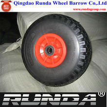 sand tires and wheels with PP rim and anti rust
