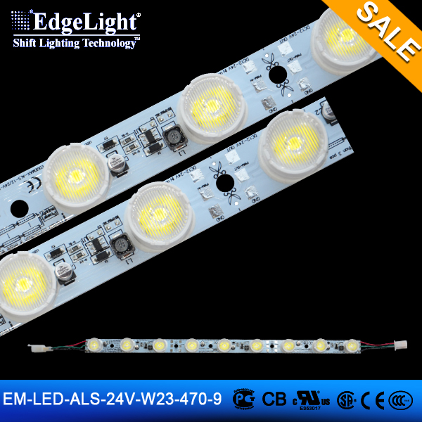 new style high voltage CE&ROSH SMD3535 c ree high power led strip