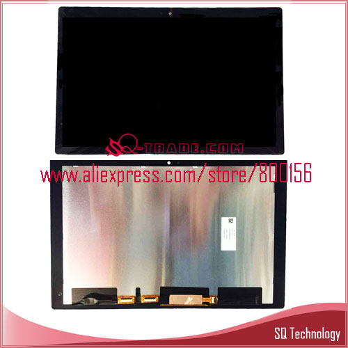 Black Mobile phone Display for Sony for Xperia Tablet Z4 Ultra LCD Screen Display with Digitizer Touch Screen Assembly