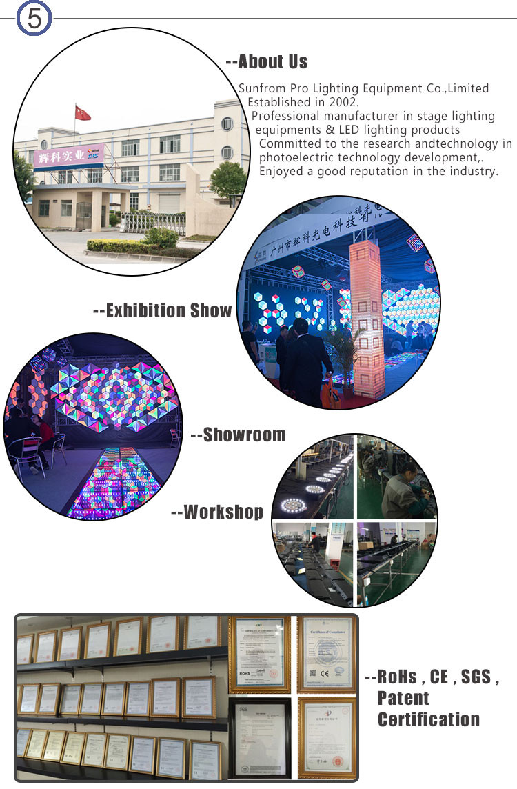 2016 Patented Product Time Tunnel Rgb Mirror Led Dance Floor ...