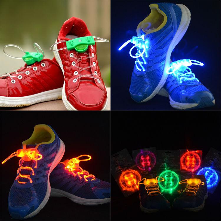 Led Shoe Laces Flashing Shoe Laces Glow Shoe Laces China