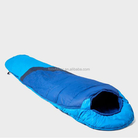 Mummy Shaped Sleeping Bag Outdoor Camping With 5 Comfort Rating