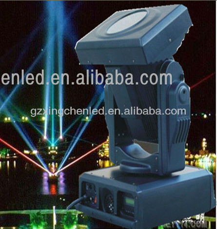 2000W xenon lamp Moving Head Color Changing Search Light
