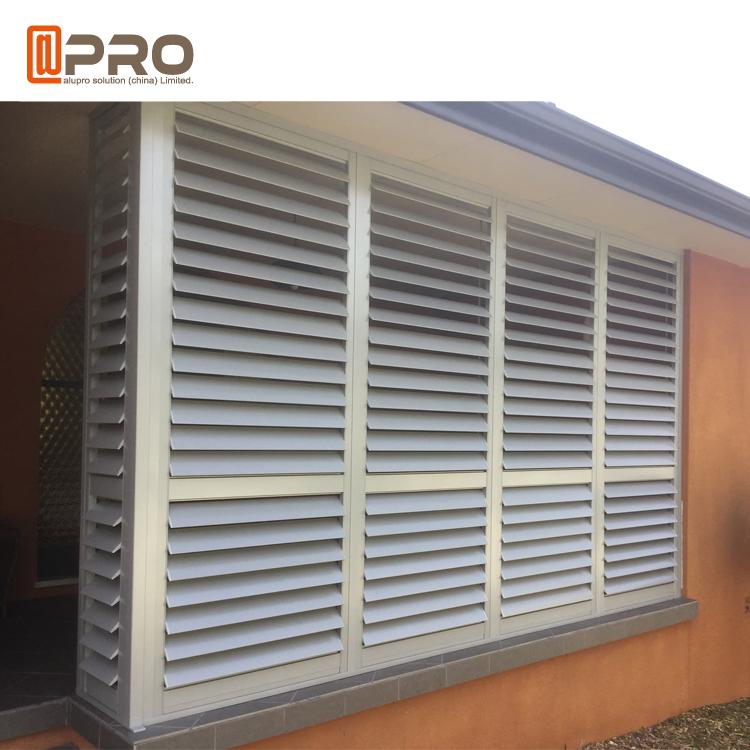 stile moderno alluminio persiane finestre finestra di progettazione griglie di ferro in cina