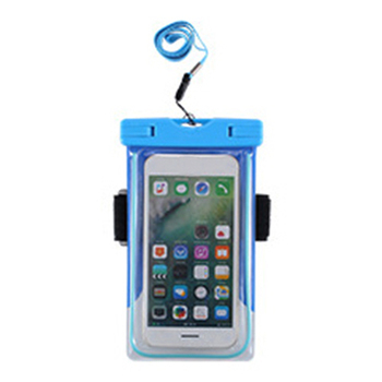 New style pvc mobile phone waterproof bag
