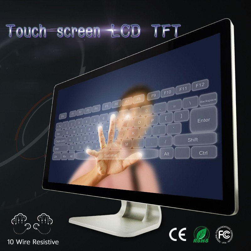 "40"" TFT LCD Touch Screen Display Module 800x480 for MP4,GPS,Tablet PC"