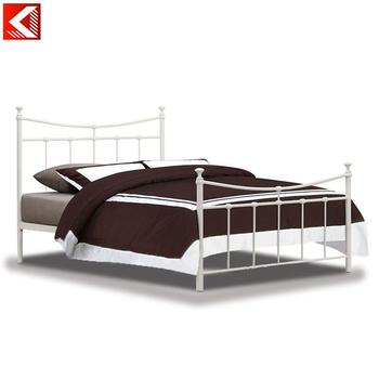 1ea44487a06e metal furniture Stainless Steel Beds Double Bed Frame with Headboard Buy  Double Bed with great price