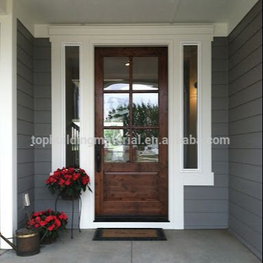 Modern French Entry Doors Sidelight
