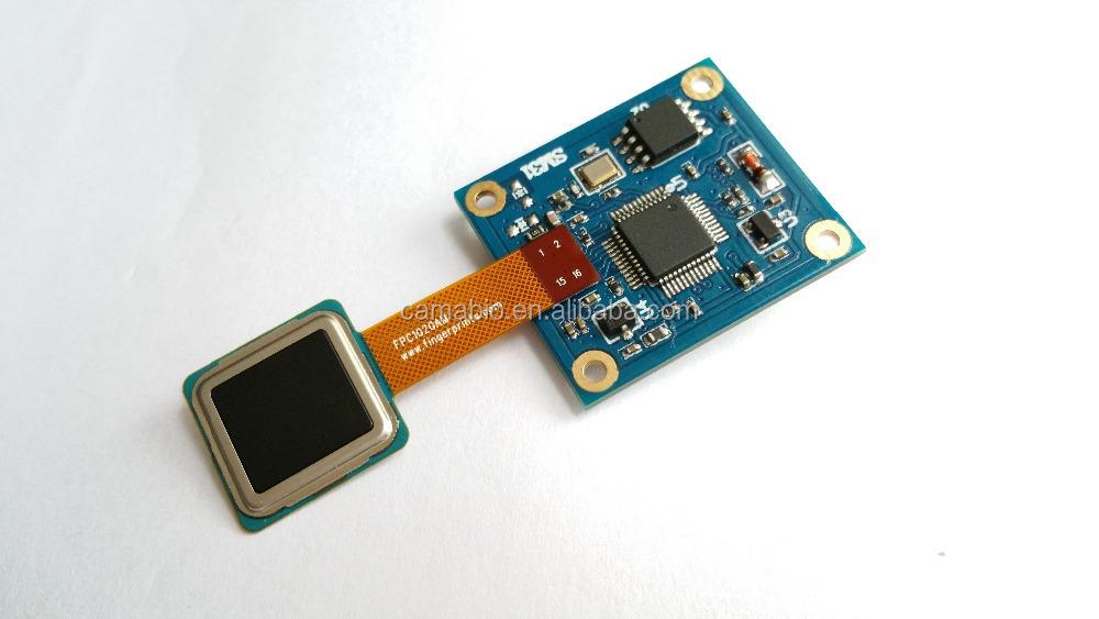 Cama Afm31 Fingerprint Module With Fpc1020 Sensor For