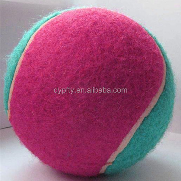wholesale big tennis ball sale with famous brand