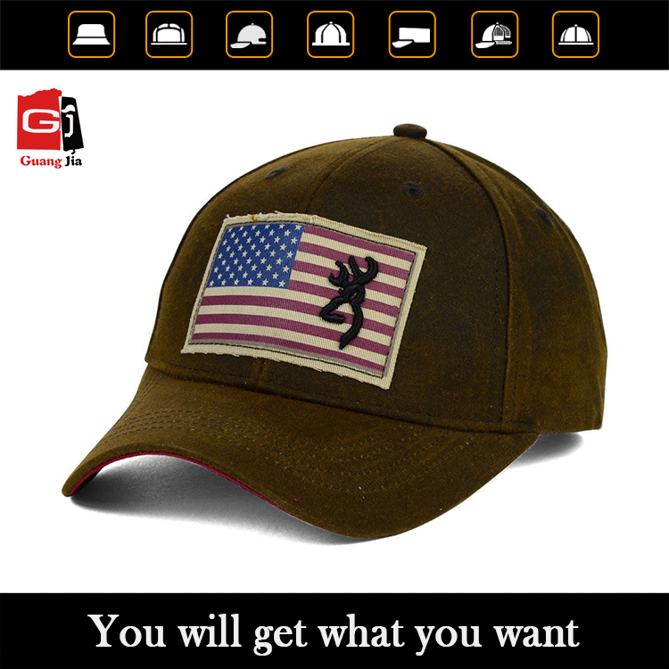 Promotion Custom Wholesale Spandex Cotton Embroidery Cap Baseball Snapback Cap Hat