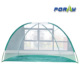 Poray training indoor golf practice nets hitting cage golf nets green golf netting with target