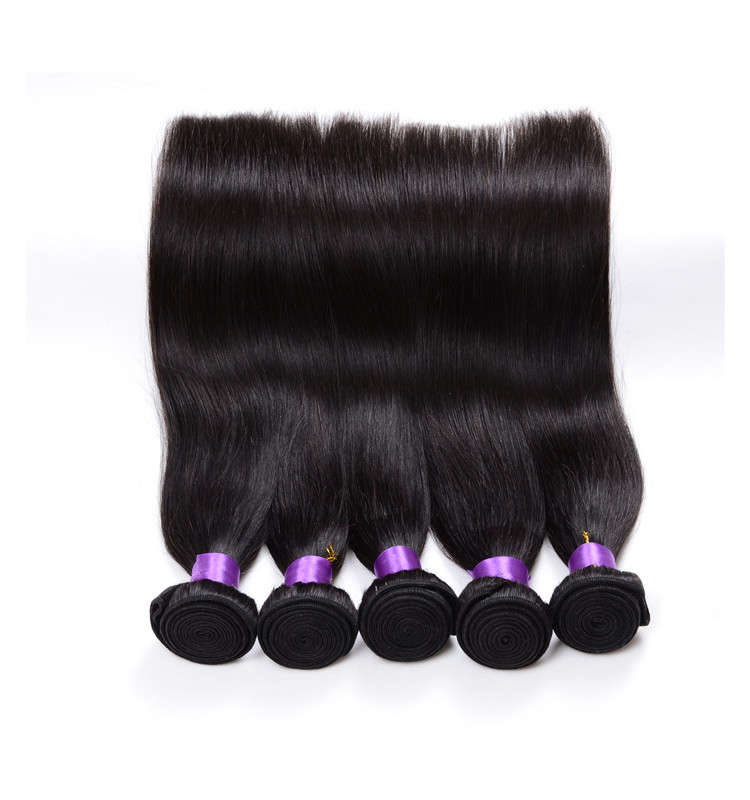 100 European Remy Virgin Straight Human Hair Weft, Xuchang Factory Wholesale Cheap Human Hair Bundles