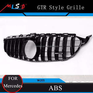 W205 New AMG Grille with Camera for Mercedes Benz C Class W205