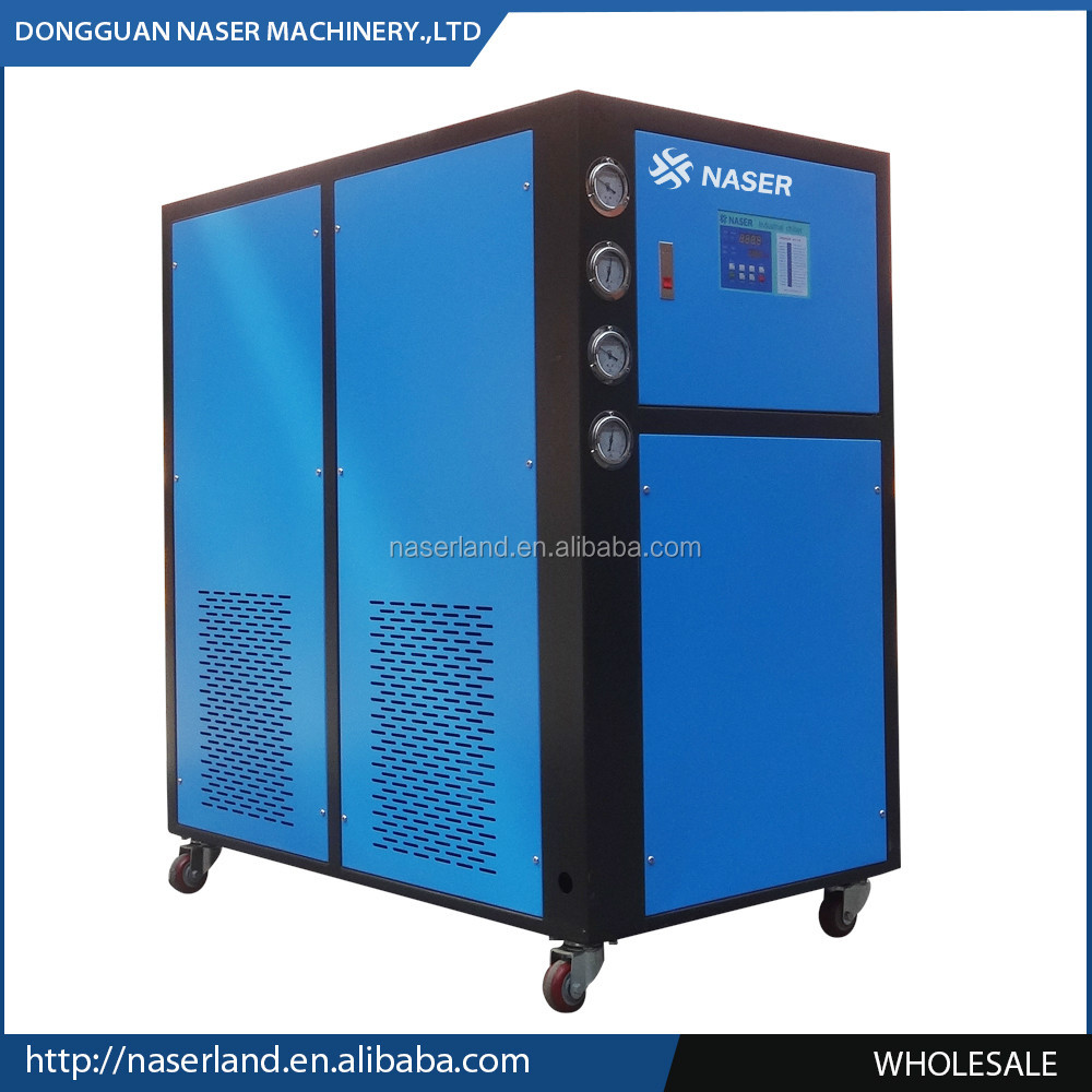 Central Heating And Cooling System Industrial Mold Air Cooled ...