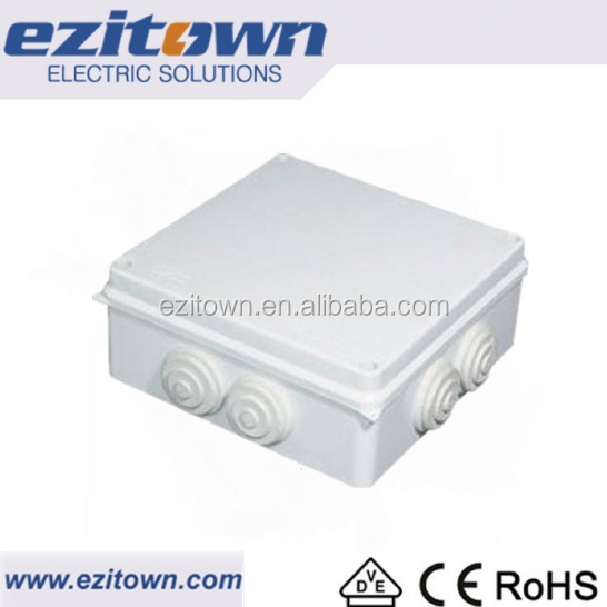 Waterproof junction Plastic case Junction Box 50*30 IP55