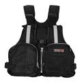 For Men Women Safety Swimming Buoyancy Aid Sailing Life Jacket Vest Adjustable Multi Pocket Drifting Boating