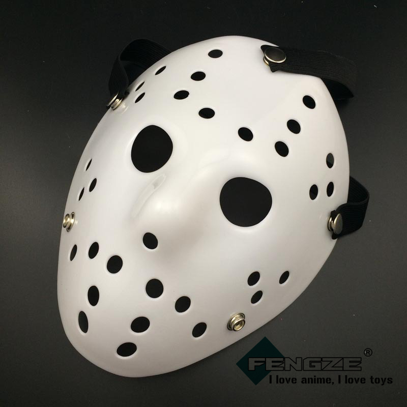 Top Fashion White Party Masks Delicated Jason Voorhees ...