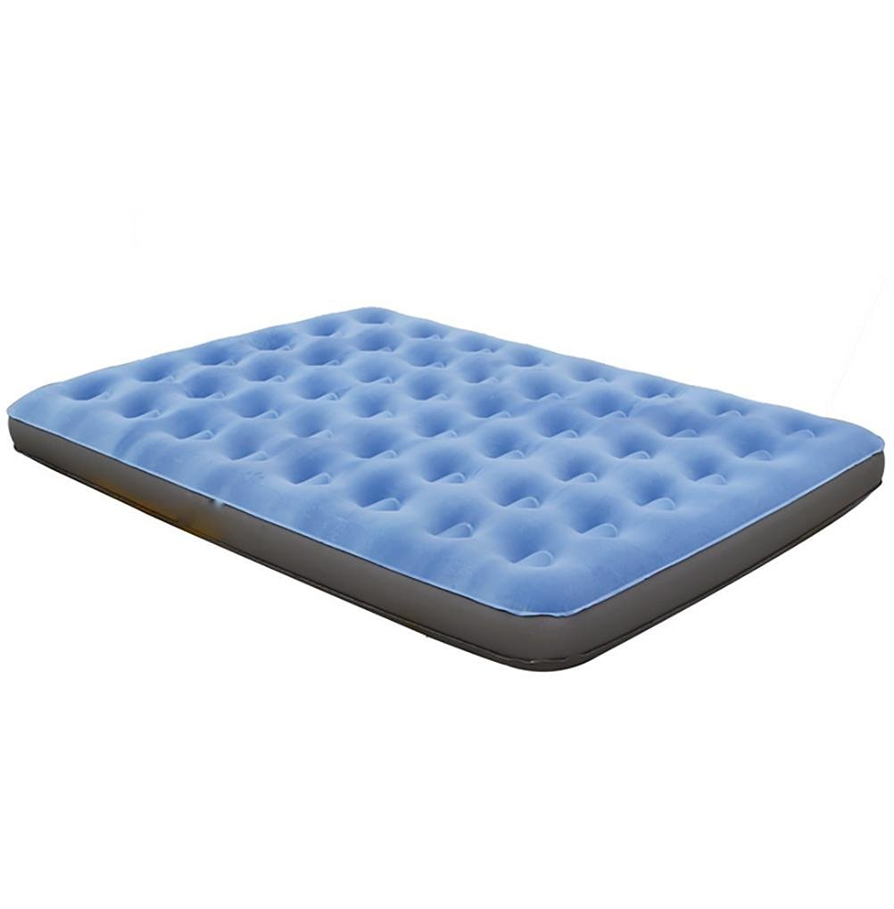 R&R Inflatable Mattress/Outdoor Inflatable Mattress/Inflatable Mattress Flocked Air Mattress