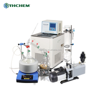 Lab complete set short path distillation with good price