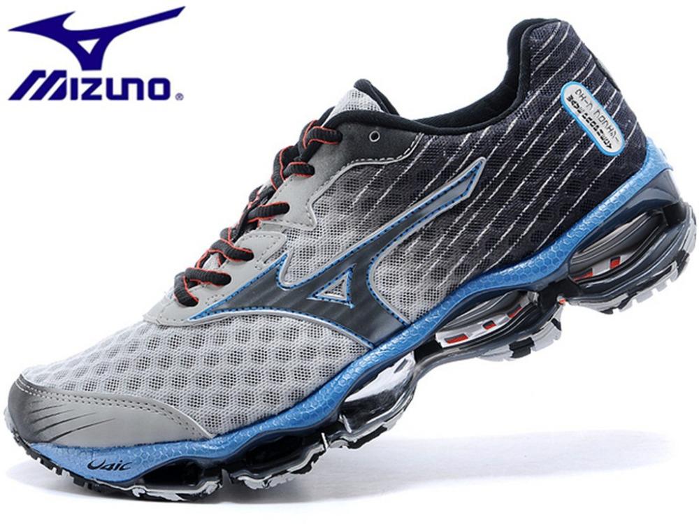 Quando a sua busca é por um tênis running Mizuno que apresente bom  desempenho e ótima 46293827182db