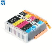 PGI-570 CLI-571 PGI570 ink cartridge Untuk <span class=keywords><strong>canon</strong></span> MG5750 MG5751 TS5055 TS6050/6051/6052/<span class=keywords><strong>5050</strong></span>/5051/5052/5053 PRINTER