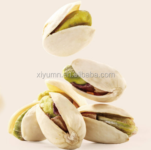 Pistachio nuts Roasted and Salted Primary Natural color with premium quality in bulk for sale