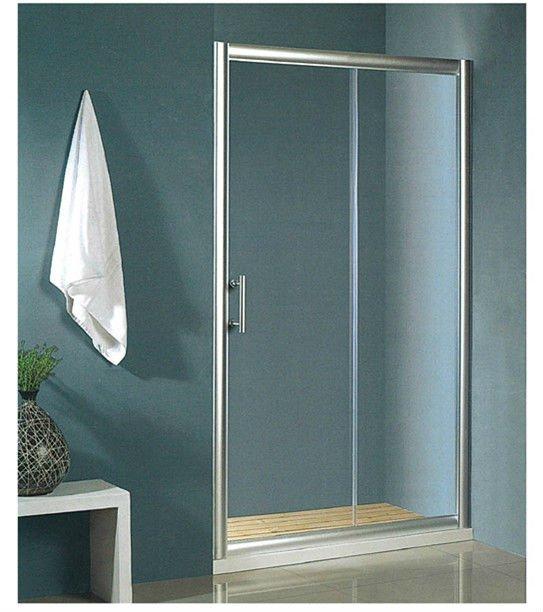 Puerta de cristal decorativo showroom puerta necesaria for Manijas para regadera