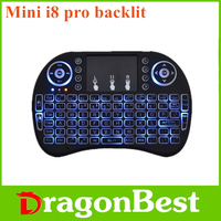 New product Mini i8 Pro air mouse backlit keyboard guangdong with A Discount